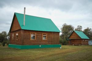 Гостевой дом и баня